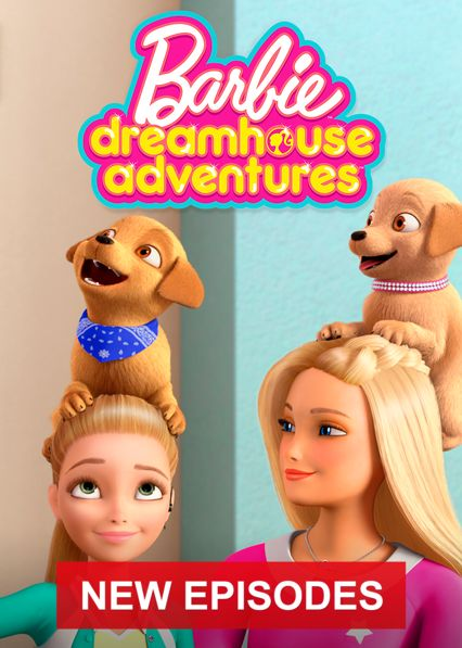Barbie Dreamhouse Adventures on Netflix USA