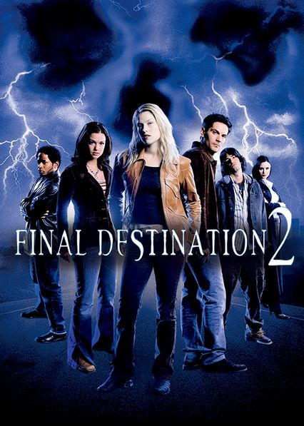 Final Destination 2 on Netflix USA