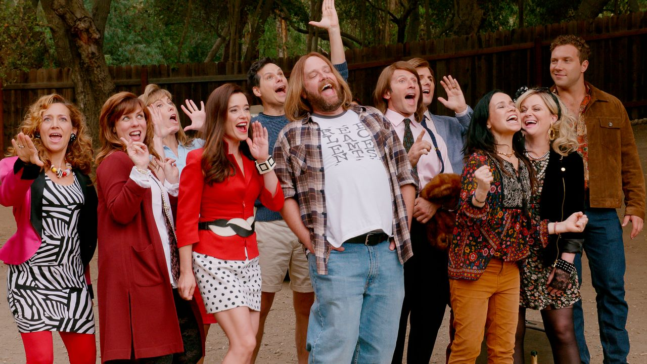 Wet Hot American Summer Wet Hot American Summer new pictures
