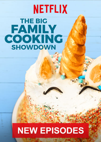 The Big Family Cooking Showdown on Netflix USA