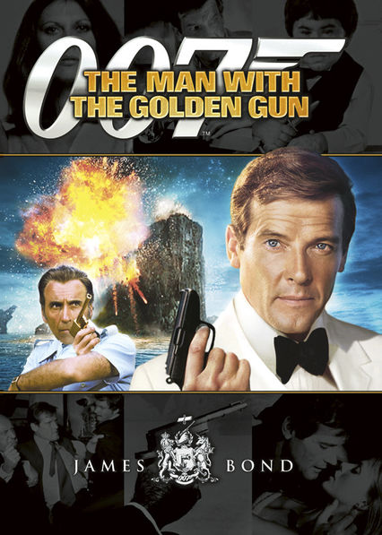 The Man with the Golden Gun on Netflix USA