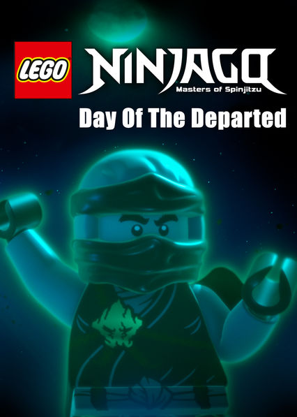 LEGO Ninjago: Masters of Spinjitzu: Day of the Departed