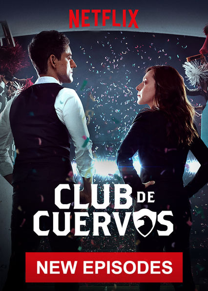 Club de Cuervos on Netflix USA