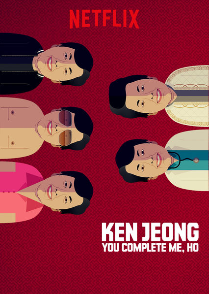 Ken Jeong: You Complete Me, Ho on Netflix USA