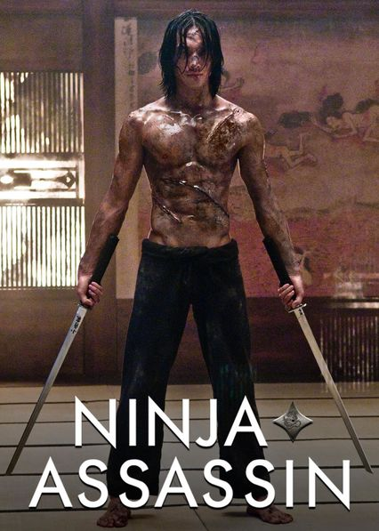 Ninja Assassin on Netflix USA