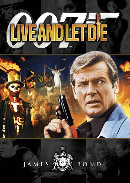 Live and Let Die on Netflix USA