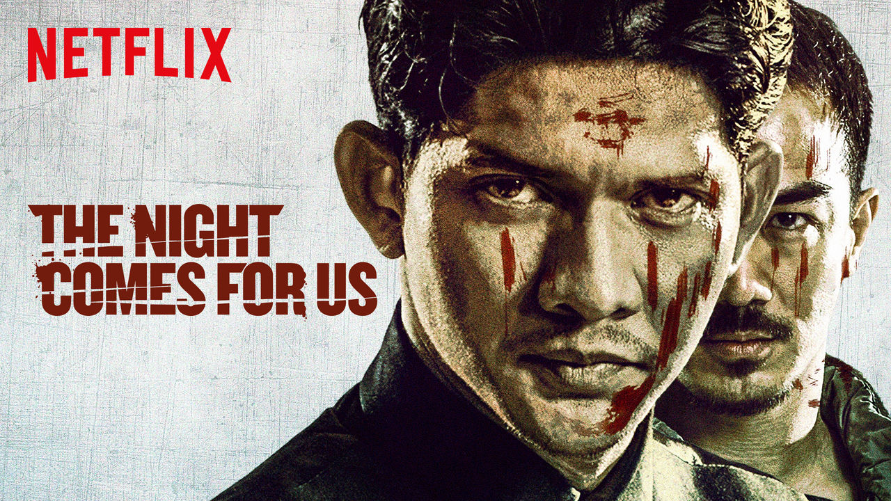 The Night Comes for Us on Netflix USA