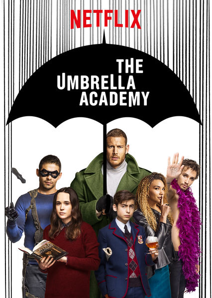 The Umbrella Academy on Netflix USA