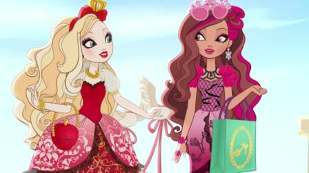 ever after high netflix official site
