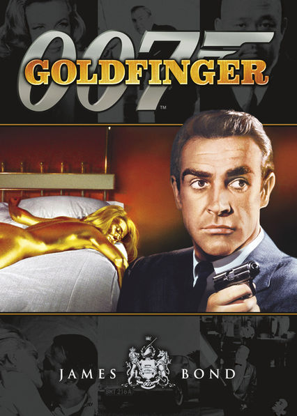 Goldfinger on Netflix USA