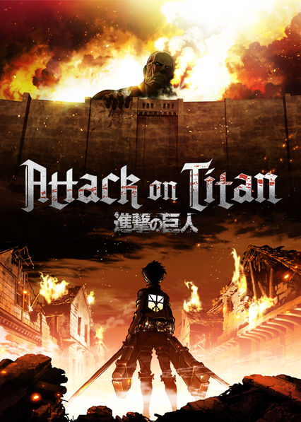 Attack on Titan on Netflix USA