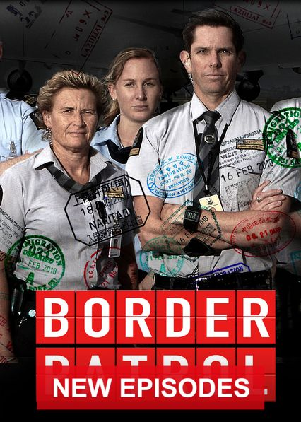 Border Patrol on Netflix USA