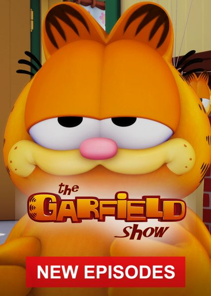 The Garfield Show on Netflix USA