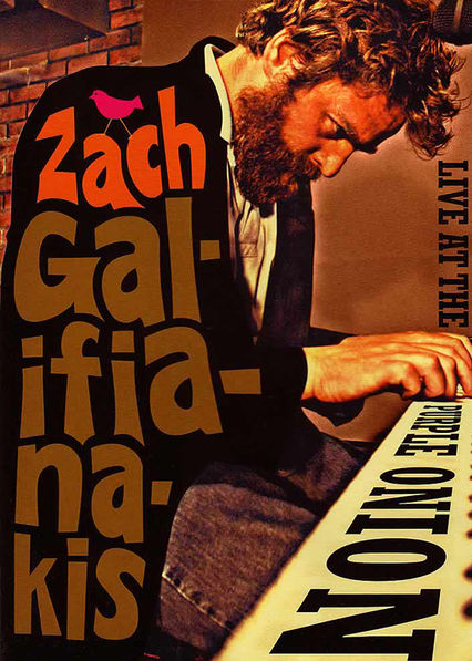 Zach Galifianakis: Live at the Purple Onion on Netflix USA