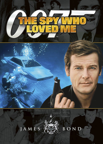 The Spy Who Loved Me on Netflix USA
