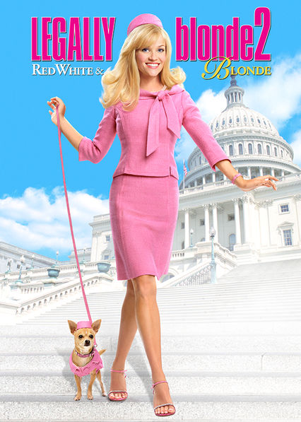 Legally Blonde 2: Red, White & Blonde on Netflix USA