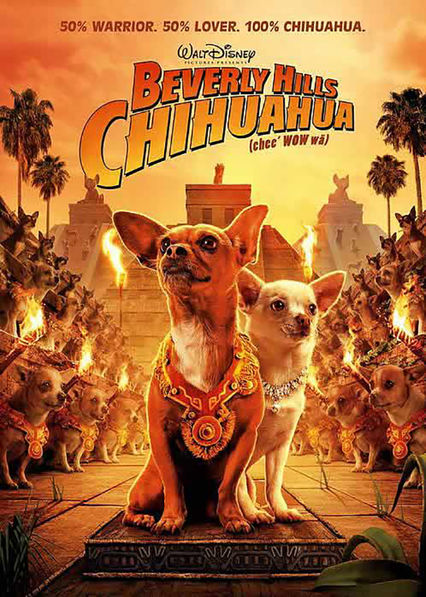 Beverly Hills Chihuahua on Netflix USA