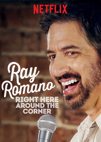 Ray Romano: Right Here, Around the Corner on Netflix USA