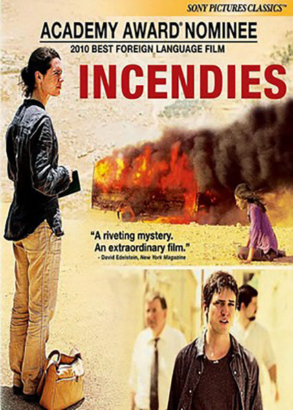 Incendies on Netflix USA