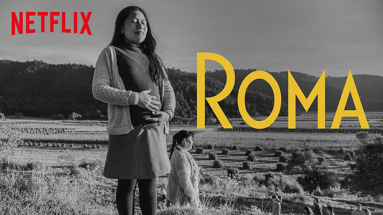 ROMA on Netflix USA