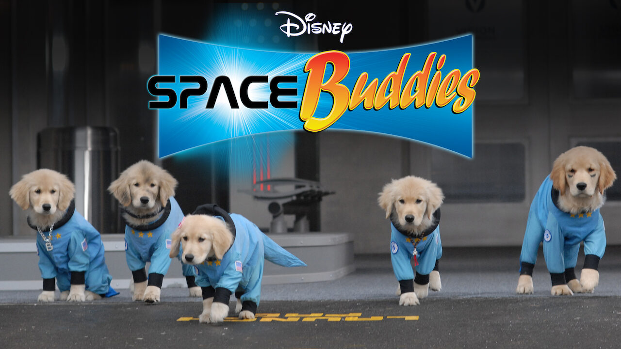 SPACE BUDDIES NETFLIX