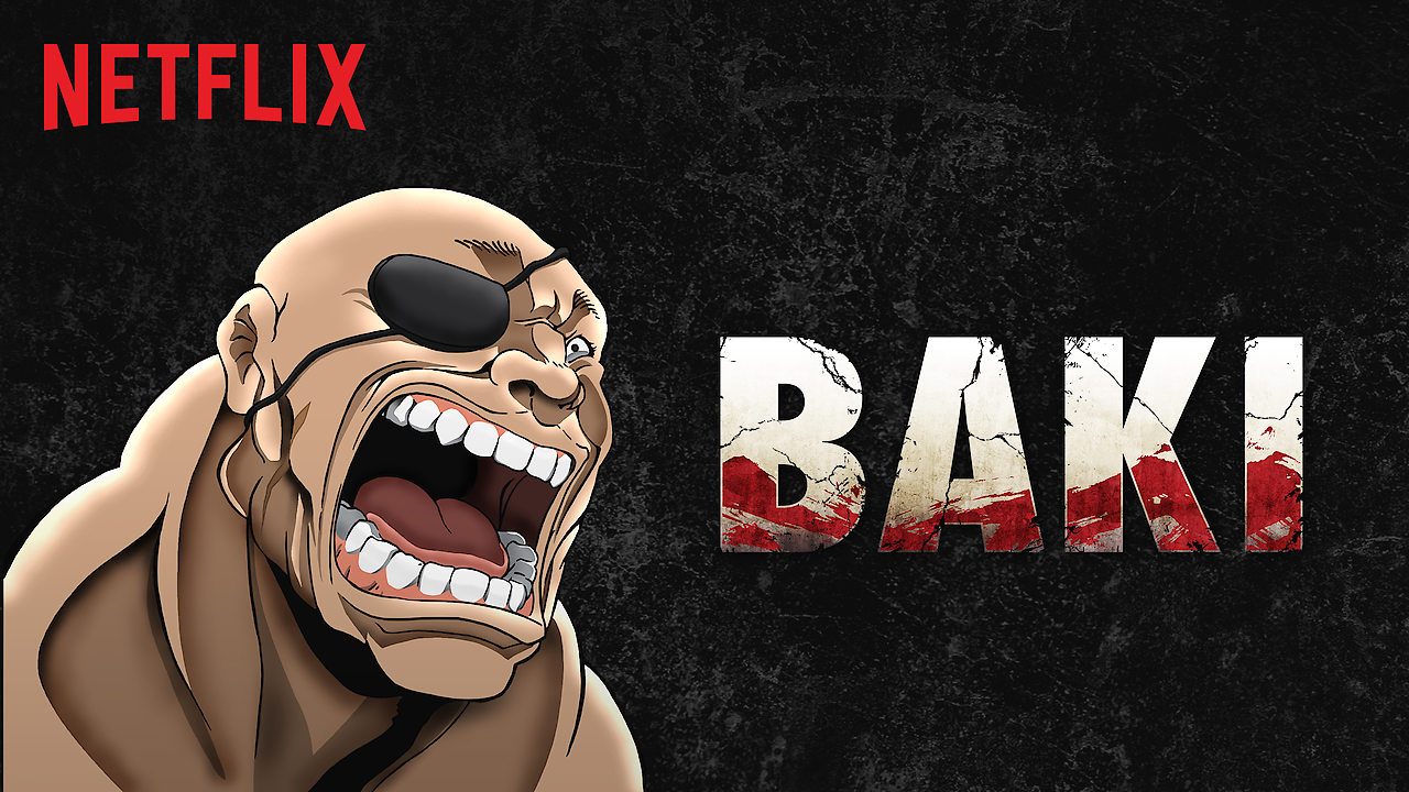 is 39 baki 39 available to watch on netflix in america newonnetflixusa. Black Bedroom Furniture Sets. Home Design Ideas
