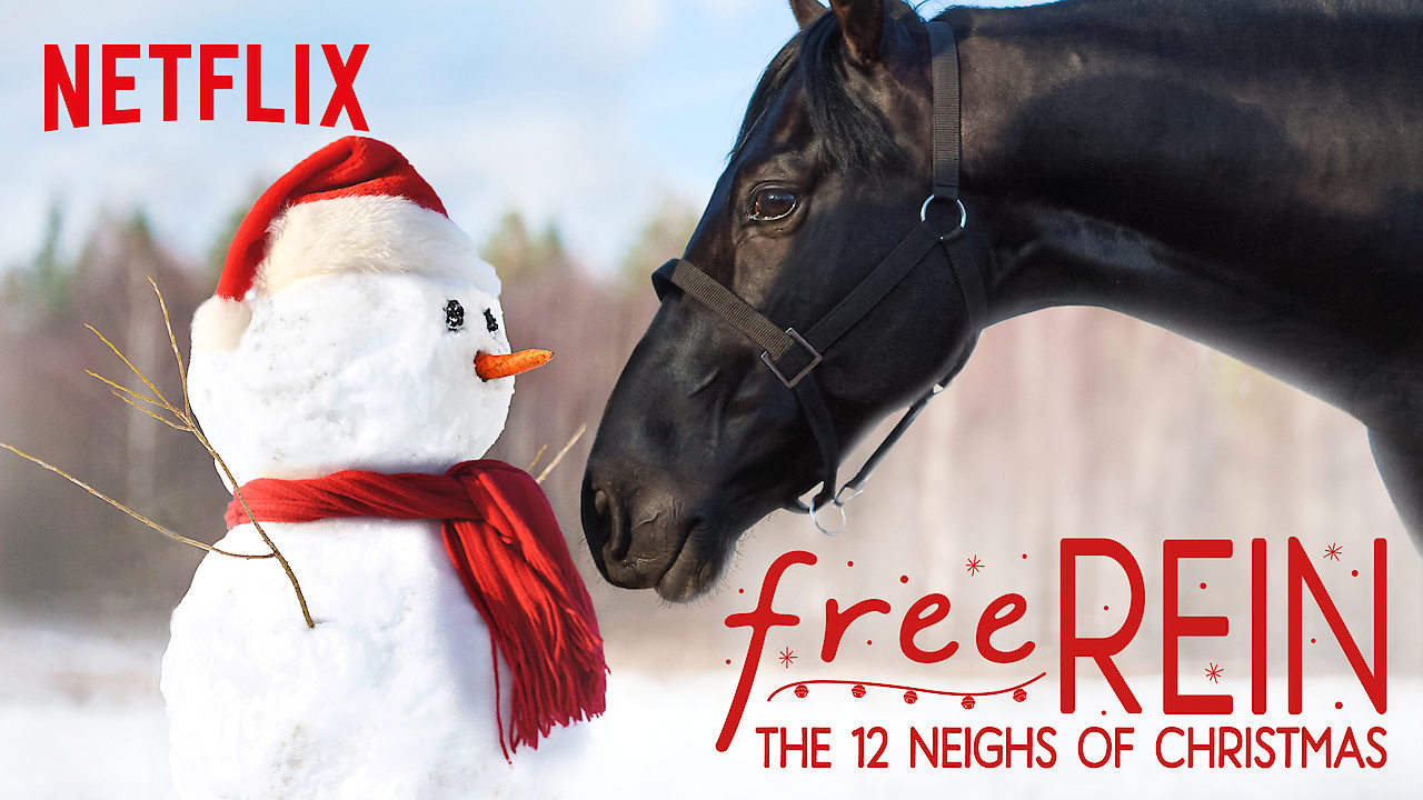Free Rein: The Twelve Neighs of Christmas on Netflix USA