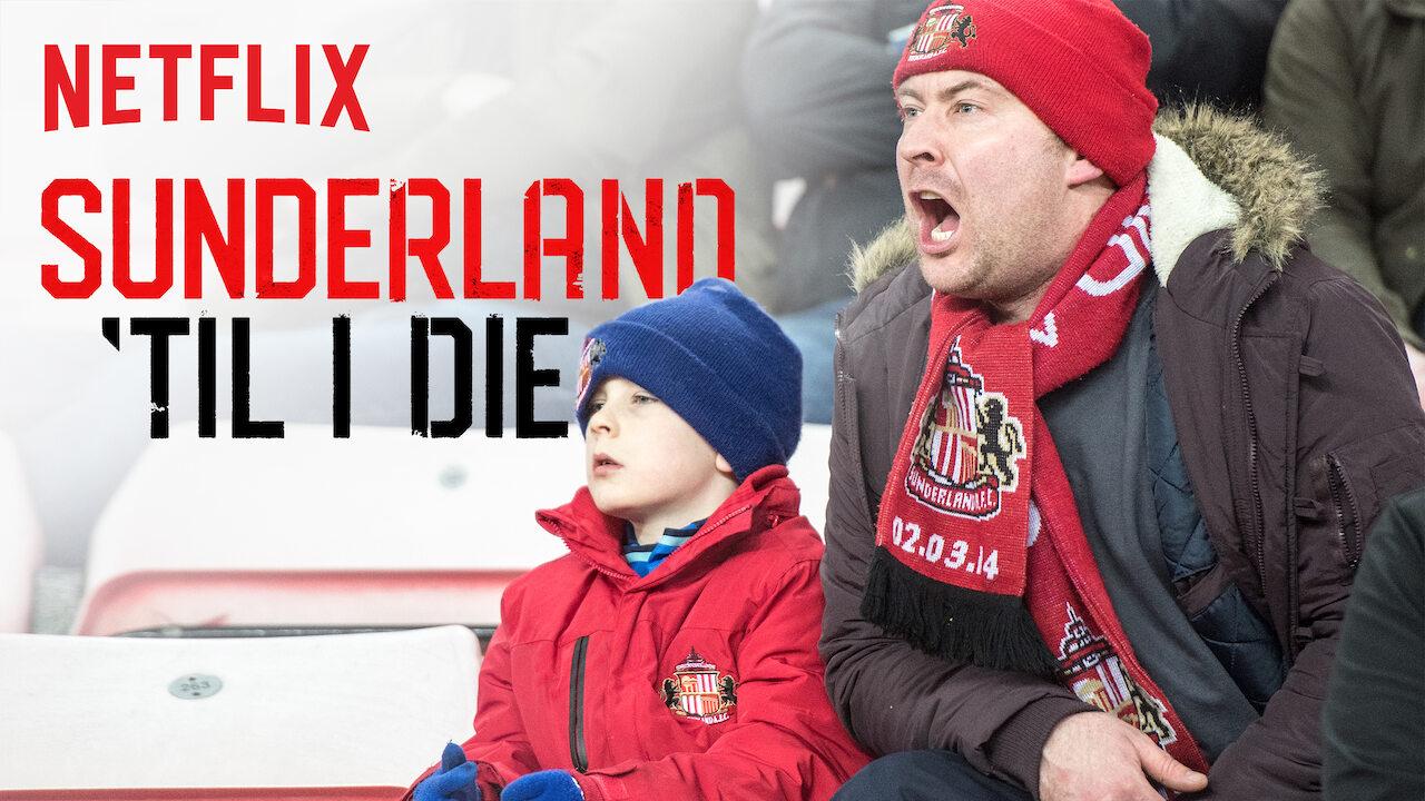 Sunderland 'Til I Die on Netflix USA