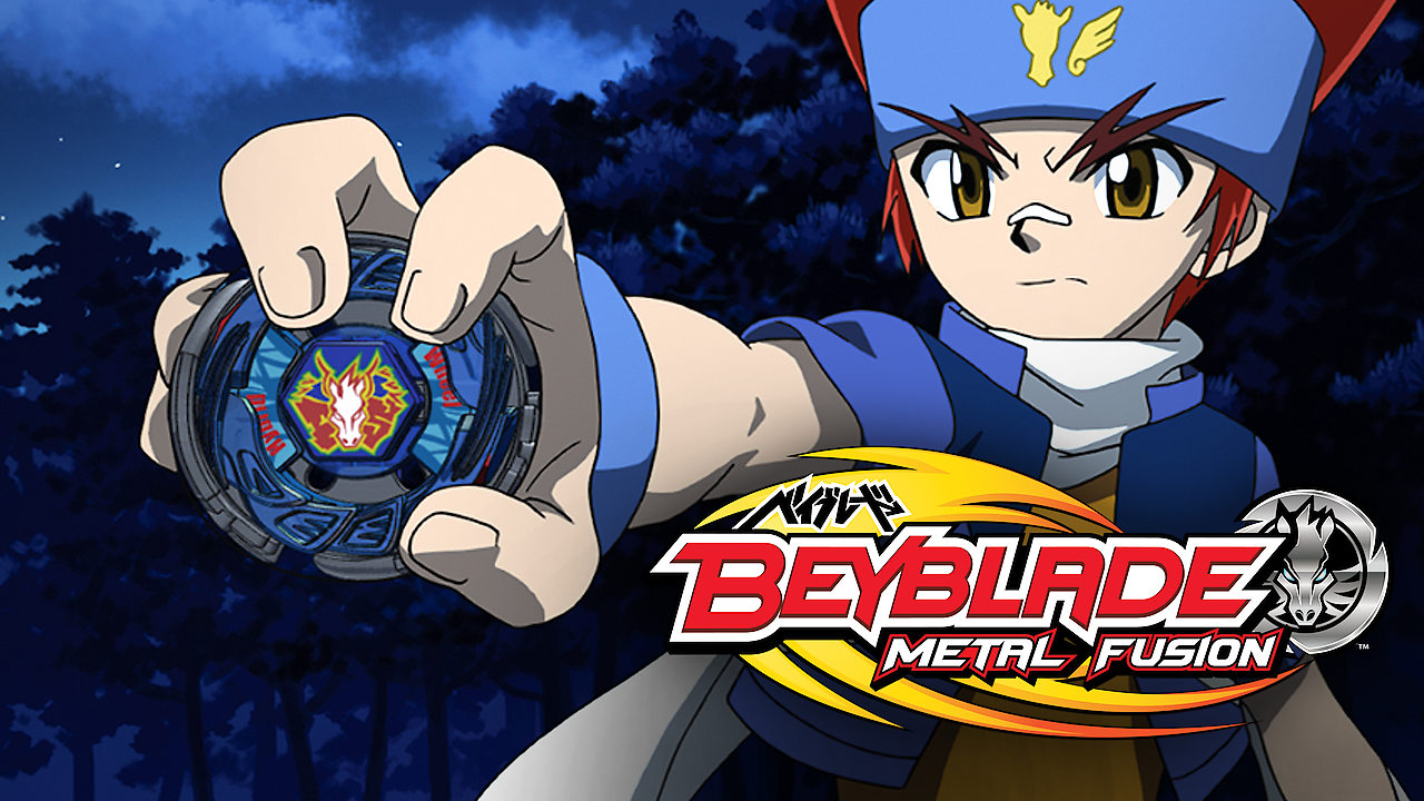 Is 'Beyblade: Metal Fusion' available to watch on Netflix ...