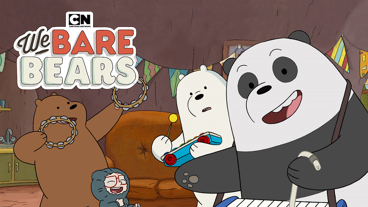 is we bare bears available to watch on netflix in america