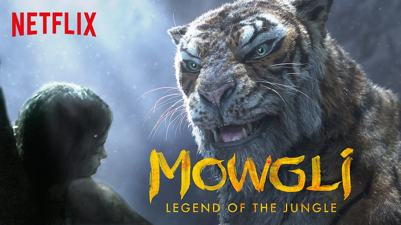 Mowgli: Legend of the Jungle on Netflix USA