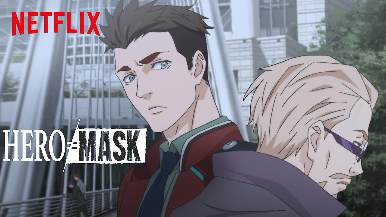 Anime Review Hero Mask 2018 Reelrundown Entertainment