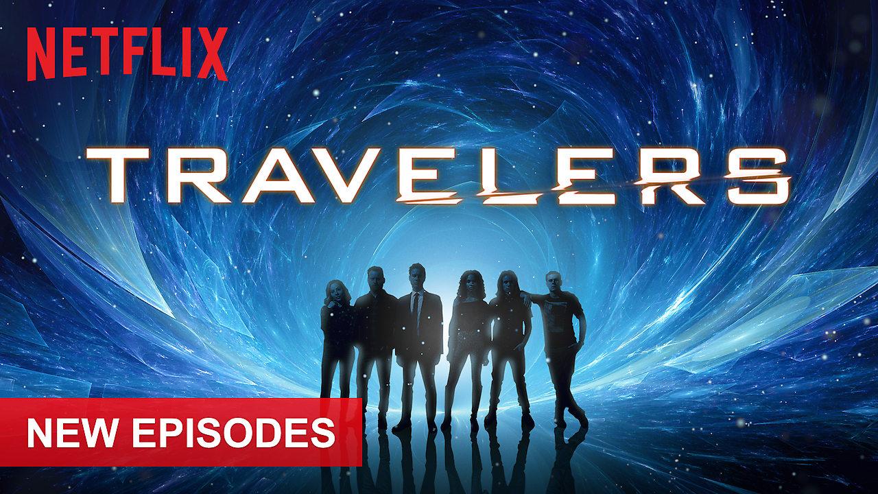 Travelers on Netflix USA