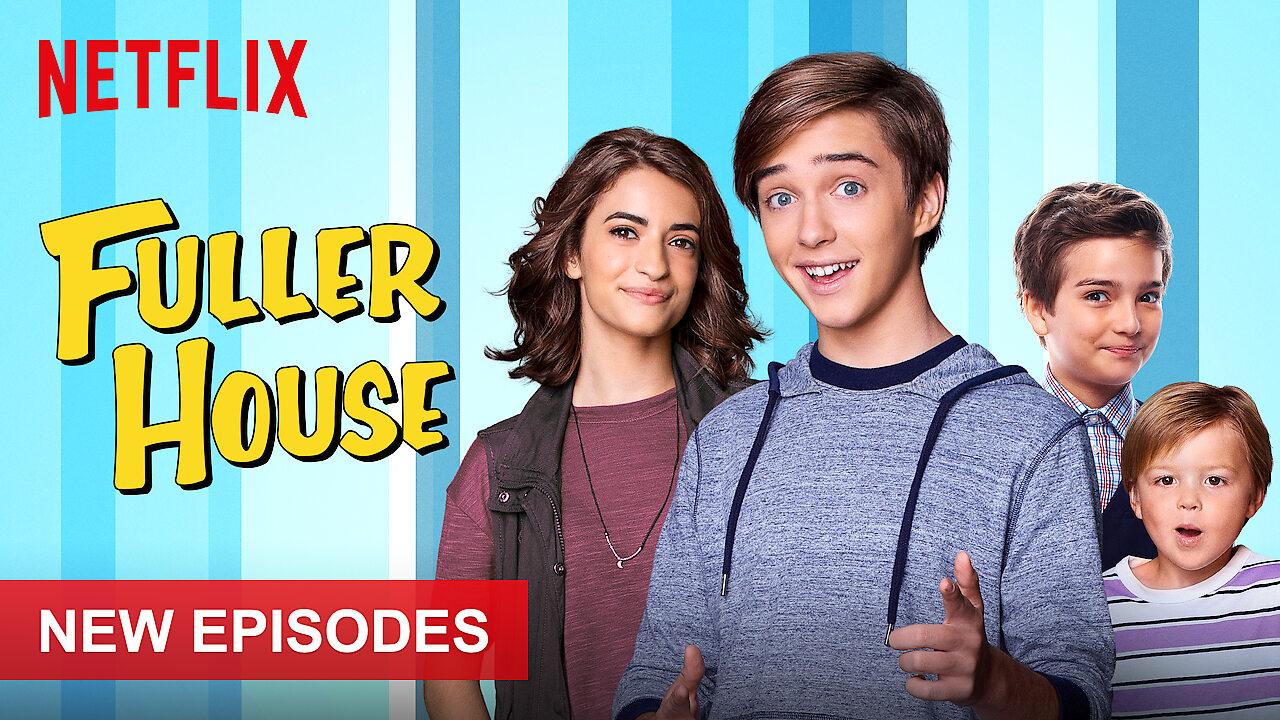 Fuller House on Netflix USA