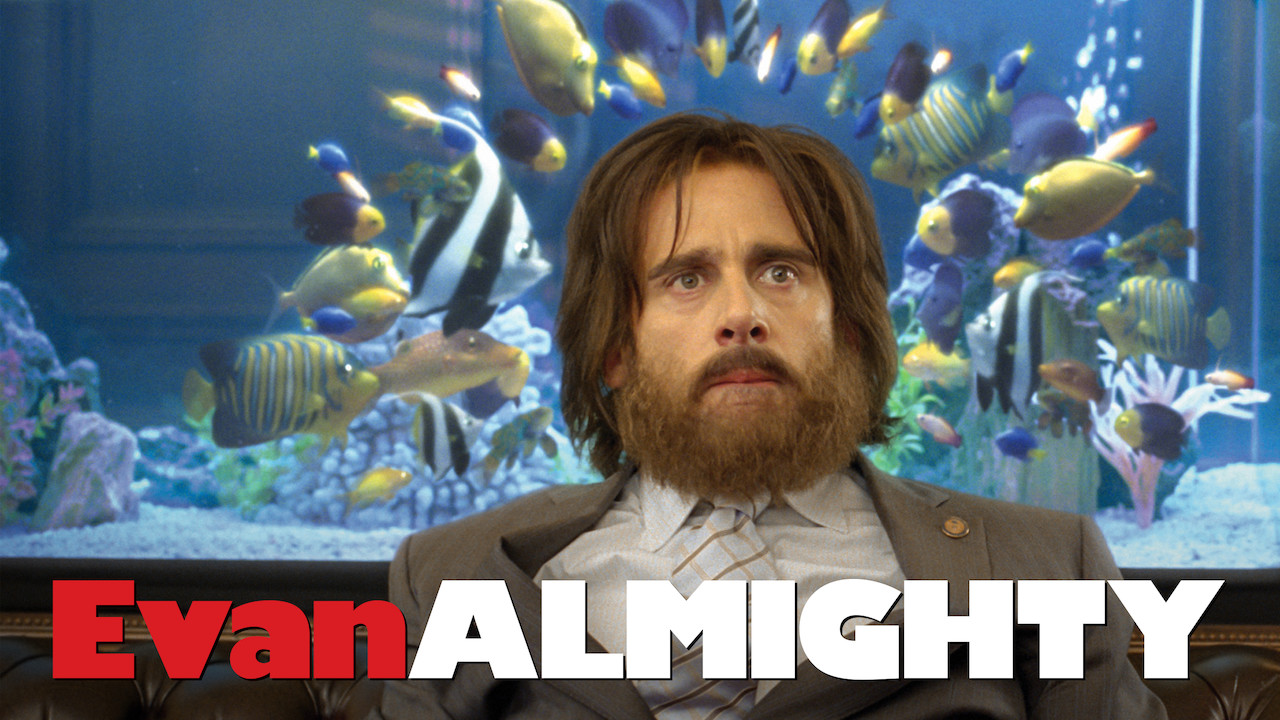 Evan Almighty on Netflix USA