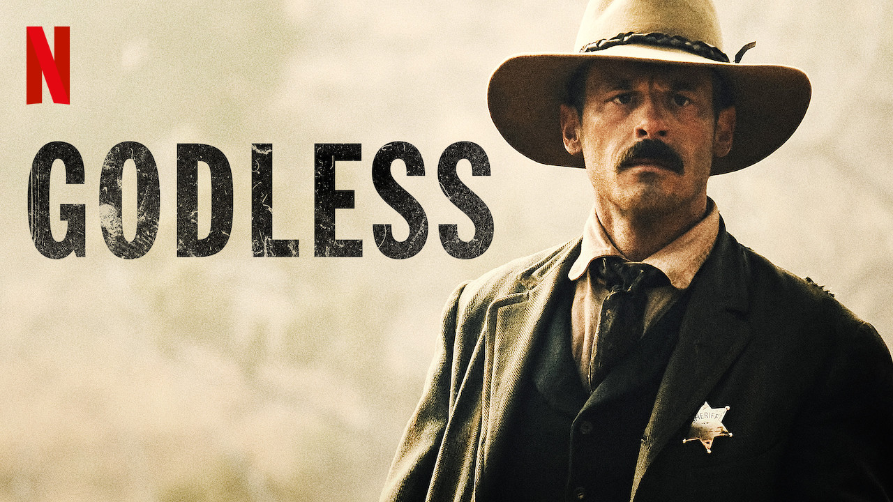 Is Godless Available To Watch On Netflix In America