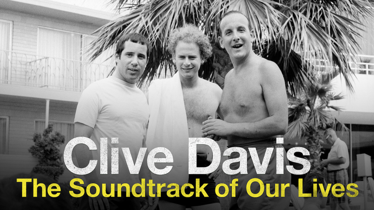 Clive Davis: The Soundtrack of Our Lives on Netflix USA