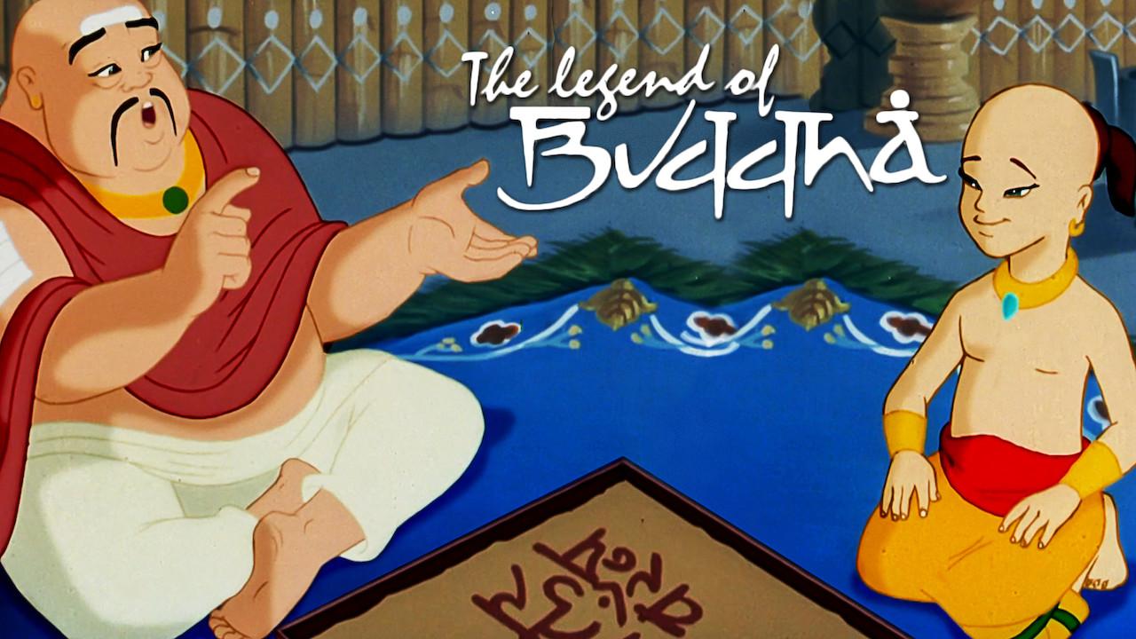 The Legend of Buddha on Netflix USA
