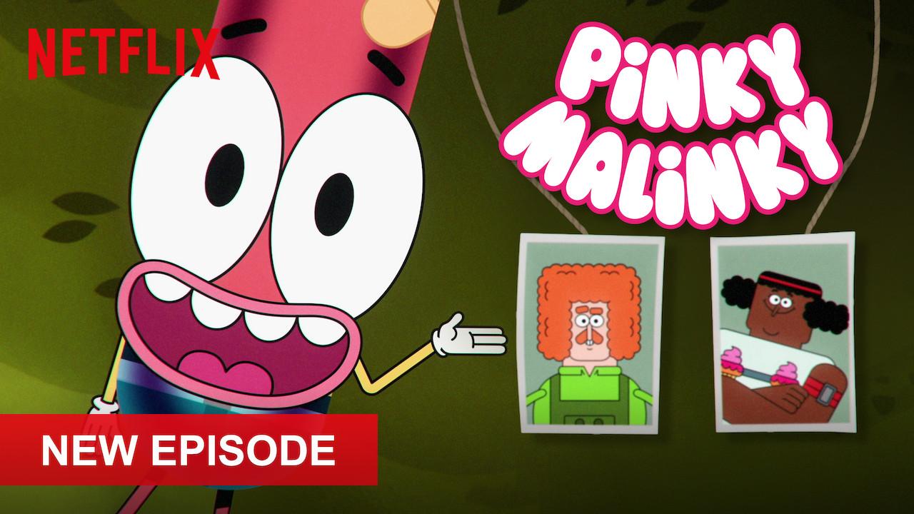 Pinky Malinky on Netflix USA