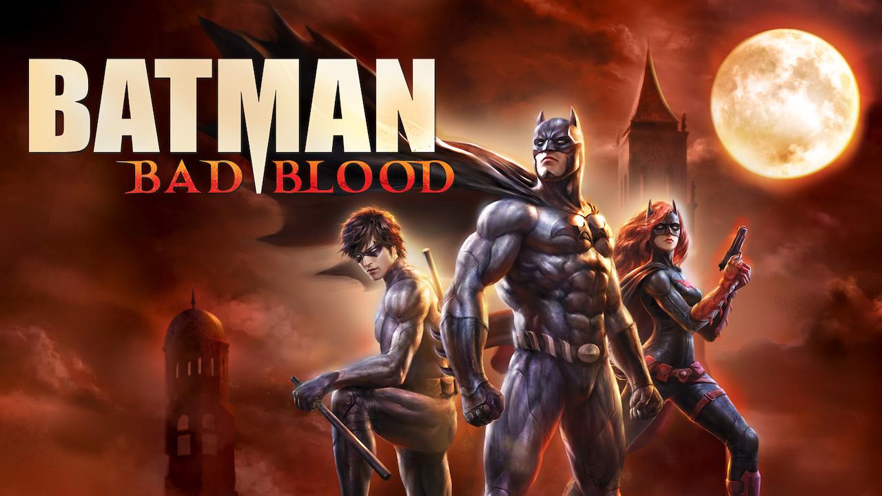 Batman Bad Blood Stream Deutsch