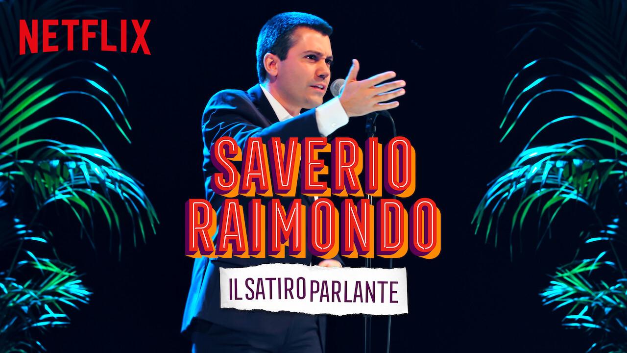 Saverio Raimondo: Il Satiro Parlante on Netflix USA