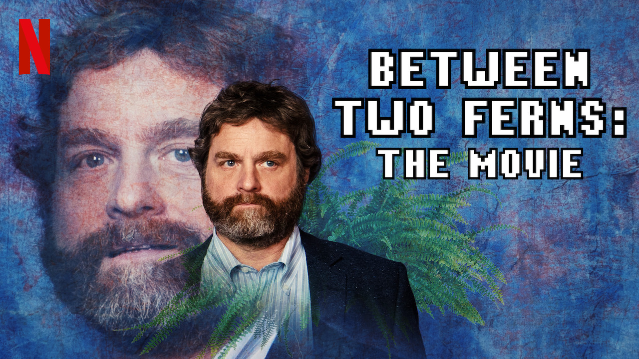 Between Two Ferns: The Movie on Netflix USA