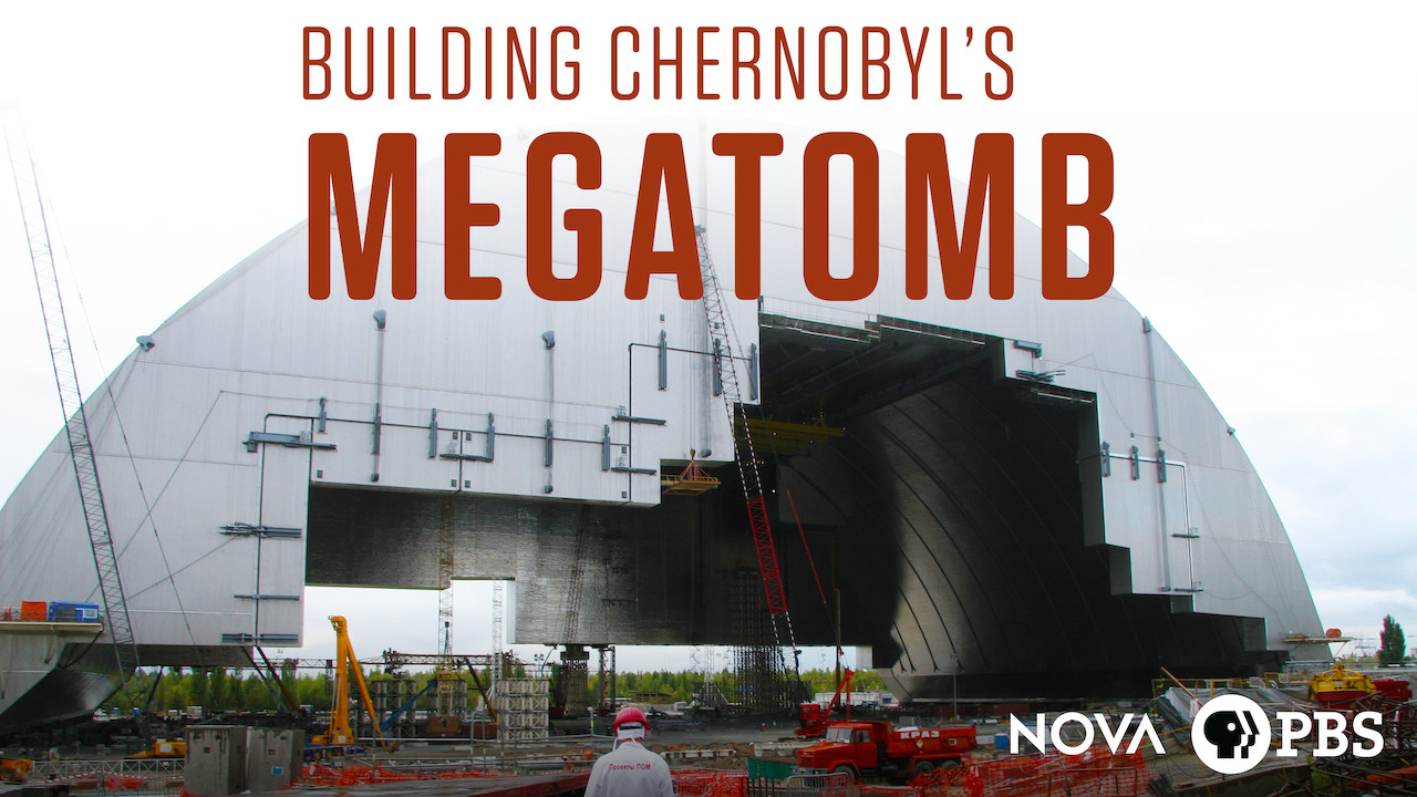 Is 'NOVA: Building Chernobyl's MegaTomb' available to watch on