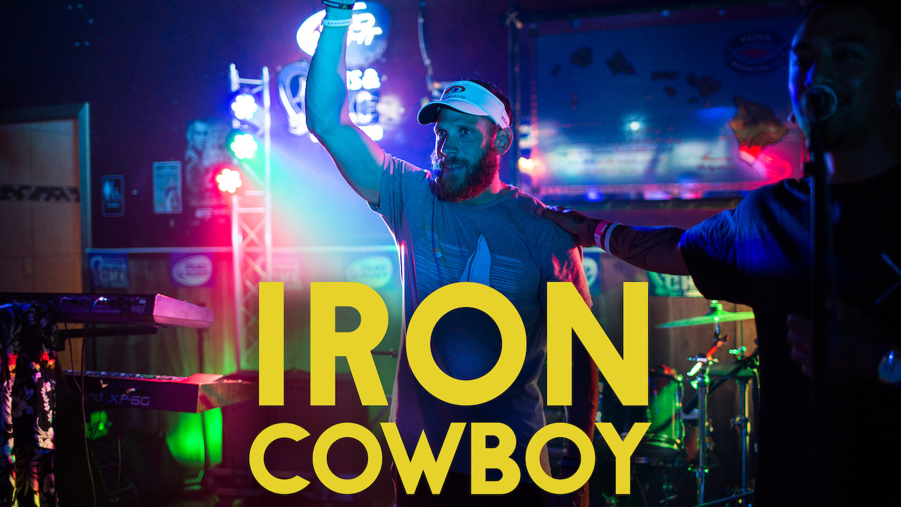 Iron Cowboy: The Story of the 50.50.50 on Netflix USA