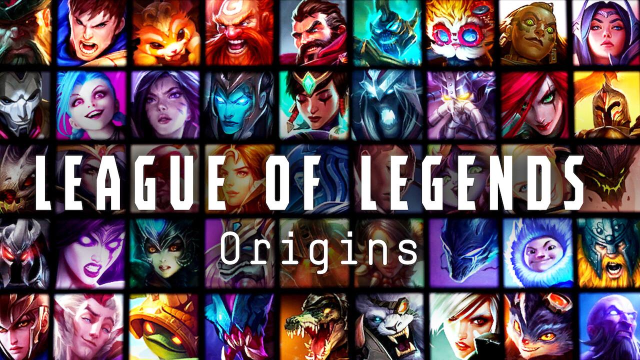 League of Legends Origins on Netflix USA