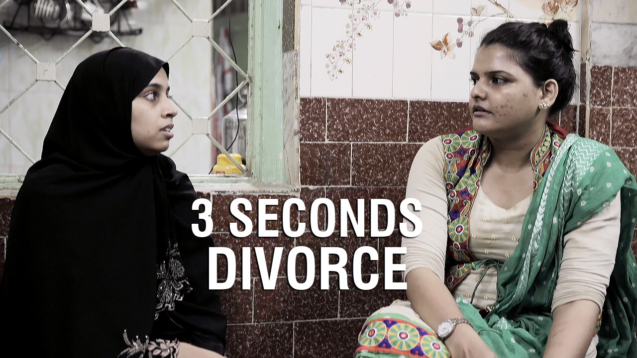 3 Seconds Divorce on Netflix USA