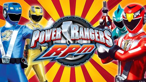 Power Rangers Ninja Storm | Netflix