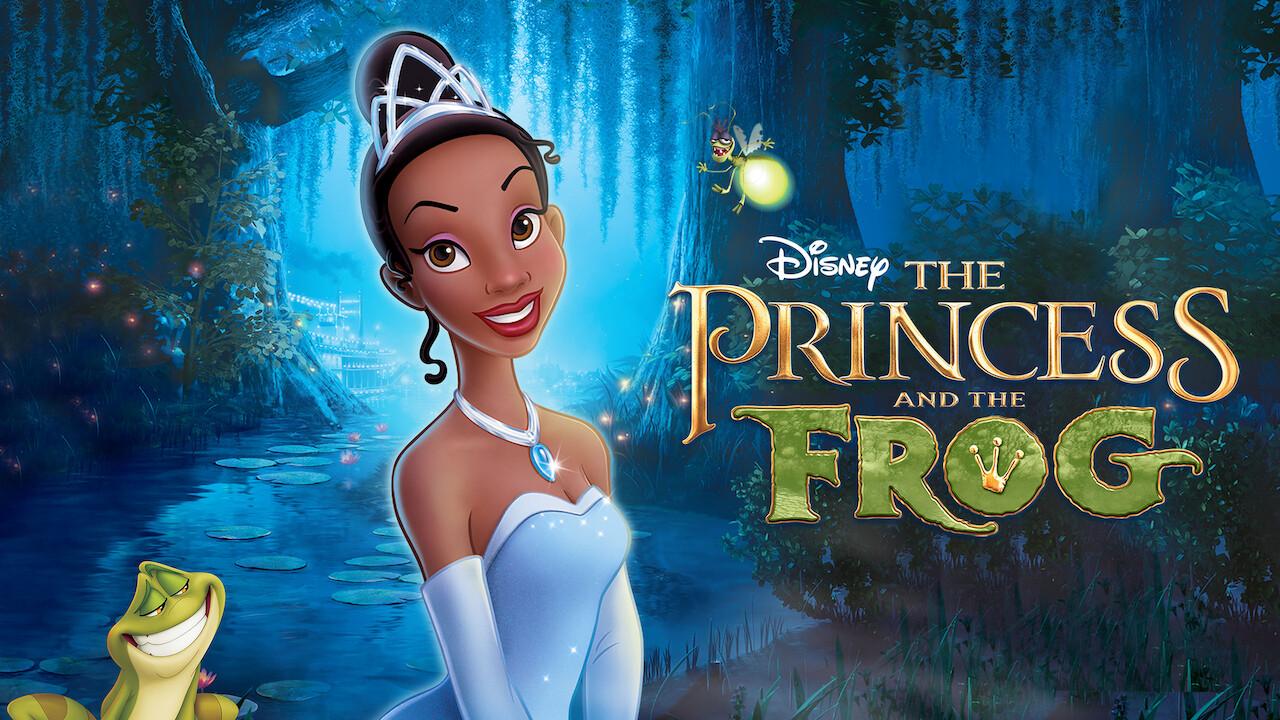 The Princess and the Frog on Netflix USA