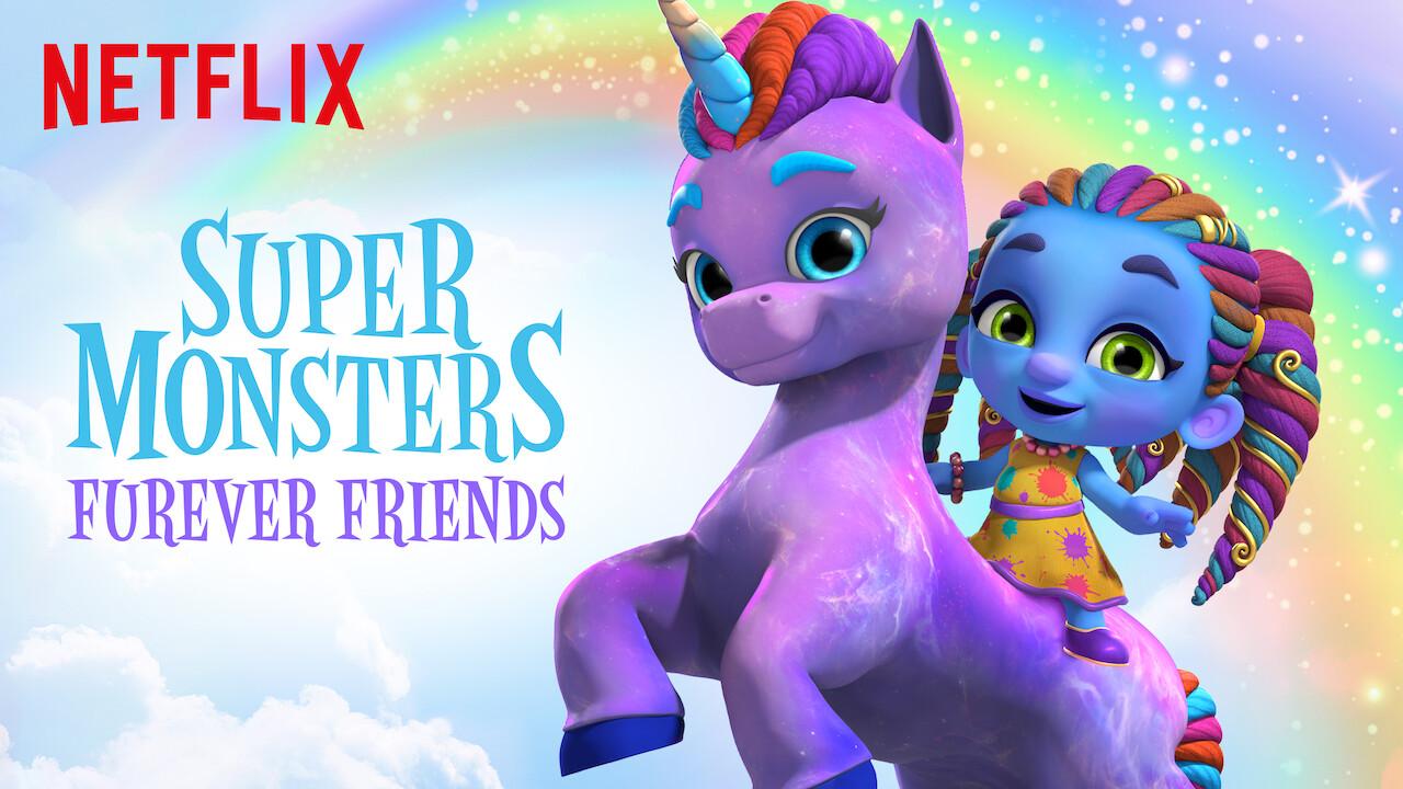 Super Monsters Furever Friends on Netflix USA