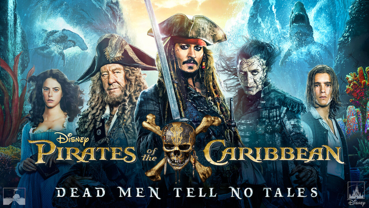 dead men tell no tales free streaming